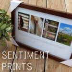 Rustic Sentiment Prints